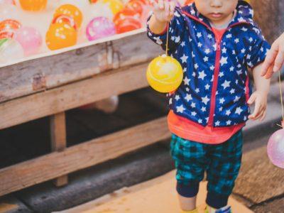 幼稚園や保育園のパーティーイベント!