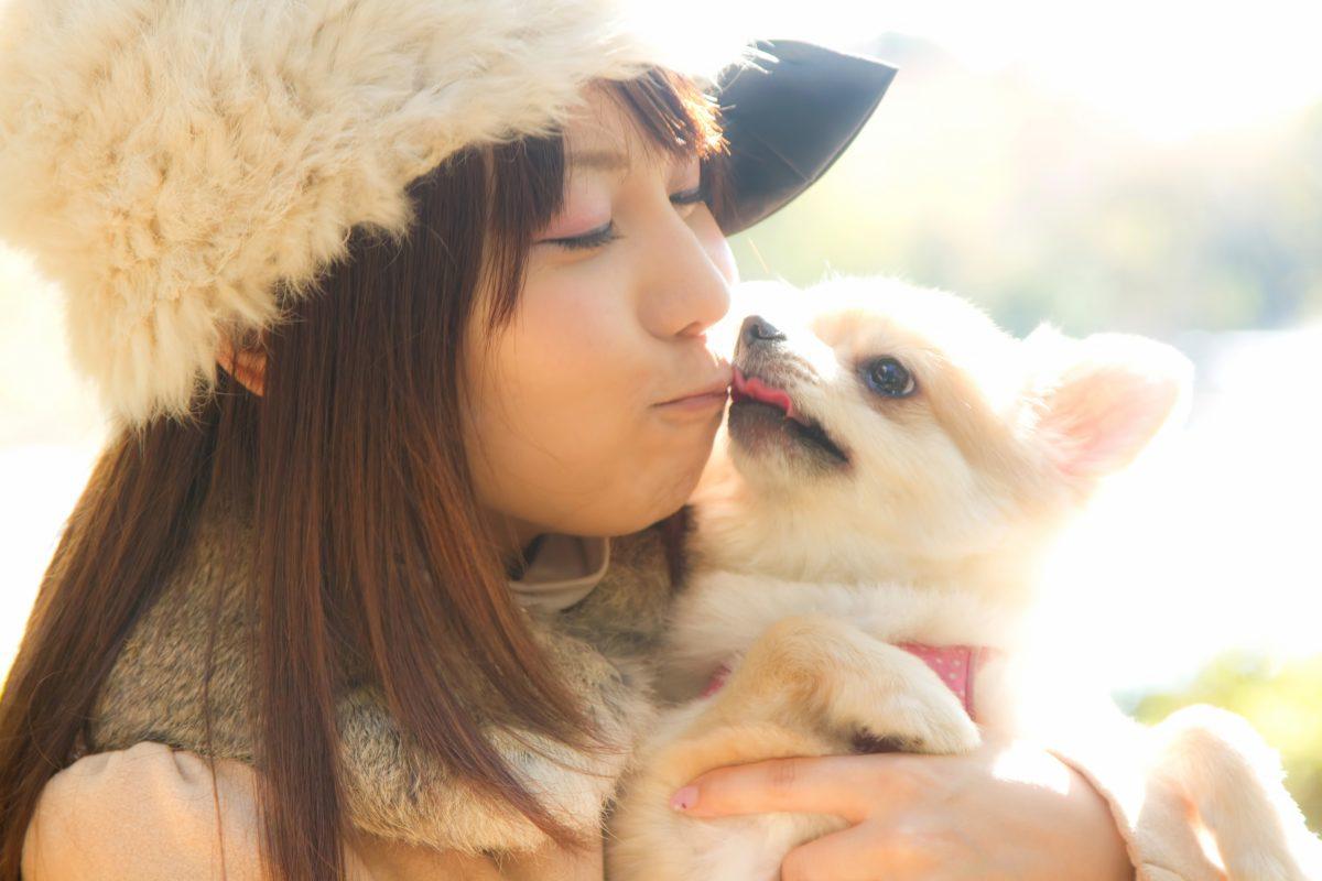 新郎新婦様と、愛犬と一緒のウェディング!