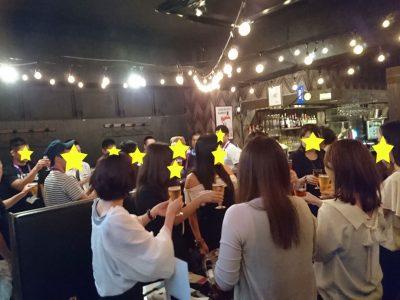 舞夢社主催・第一回フライデーカップリングパーティーのレポート!