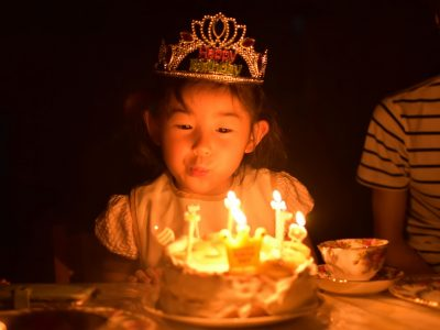 思い出の誕生日パーティーをつくります