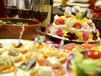 パーティー料理のケータリングも舞夢社におまかせ!